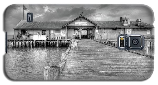 City Pier Anna Maria Island Galaxy S5 Case