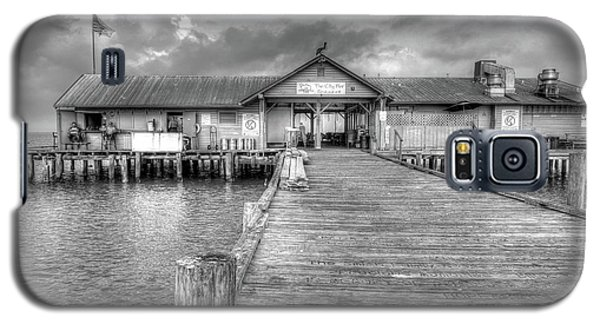 City Pier Anna Maria Island Galaxy S5 Case