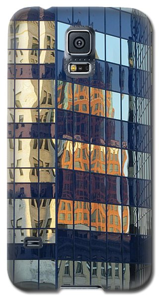 City Reflections 1 Galaxy S5 Case