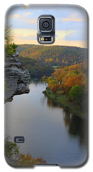 City Rock Bluff Galaxy S5 Case