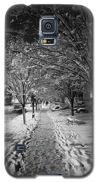 City Sidewalks Galaxy S5 Case