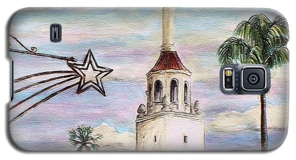 City Stars Arlington Theater Santa Barbara Galaxy S5 Case