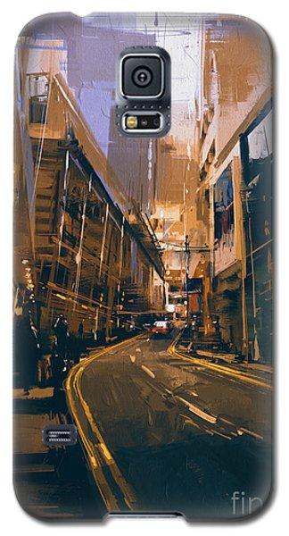 City Street Galaxy S5 Case