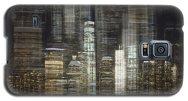 City Tetris Galaxy S5 Case