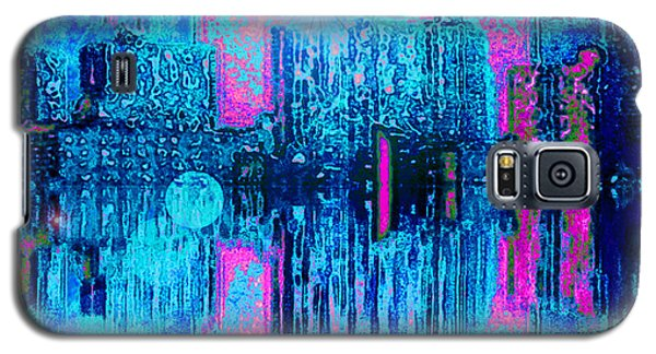 City Twilight Galaxy S5 Case by Holly Martinson