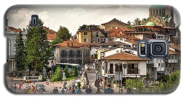 City - Veliko Tarnovo Bulgaria Europe Galaxy S5 Case