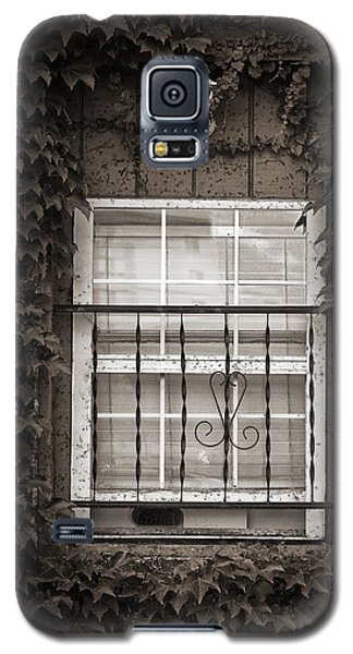 City Window Detail Galaxy S5 Case