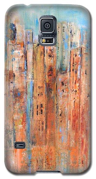 Cityscape #3 Galaxy S5 Case