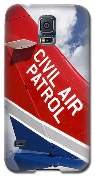 Civil Air Patrol Aircraft Galaxy S5 Case