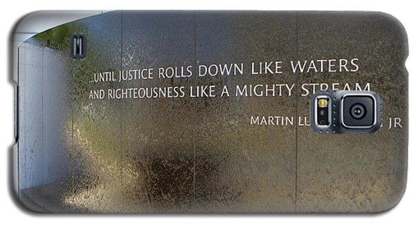 Civil Rights Memorial Galaxy S5 Case