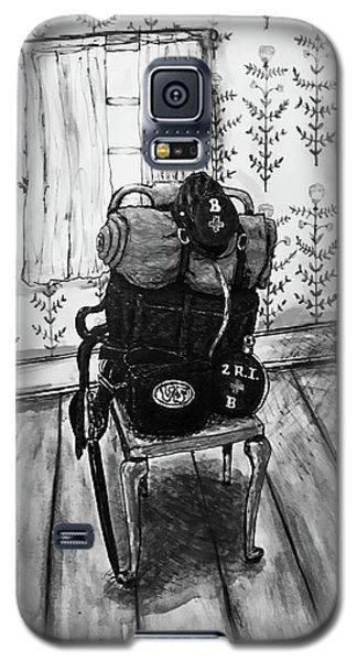 Rhode Island Civil War, Vacant Chair Galaxy S5 Case