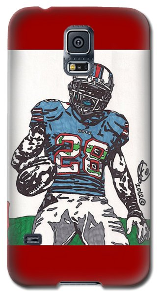 Cj Spiller 1 Galaxy S5 Case