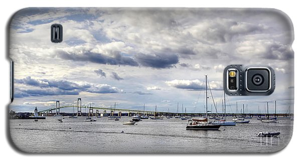 Claiborne Pell Newport Bridge Galaxy S5 Case