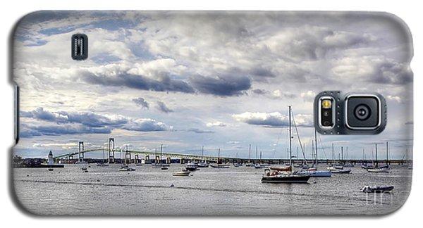 Claiborne Pell Newport Bridge Galaxy S5 Case