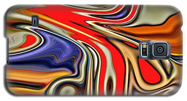 Galaxy S5 Case featuring the photograph Clamor by Nick David