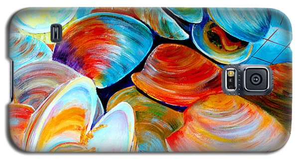 Clams At The Jersey Shore Galaxy S5 Case