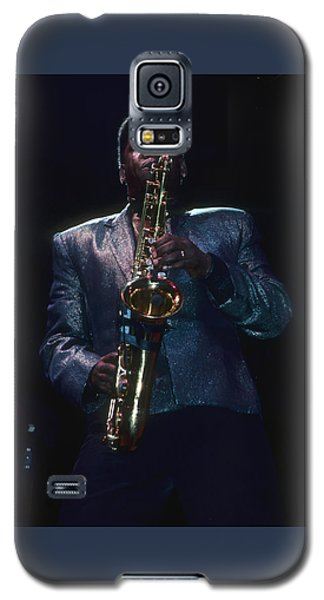 Clarence Clemons Galaxy S5 Case