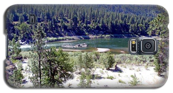 Clark Fork River Missoula Montana Galaxy S5 Case