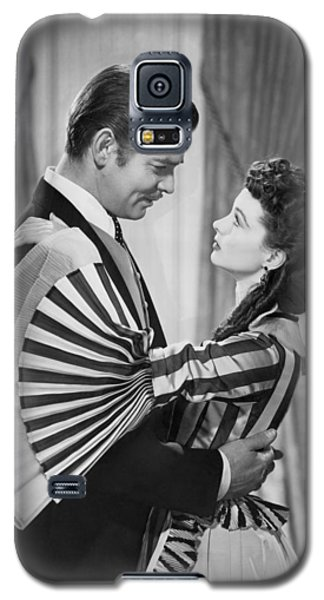 Clark Gable And Vivien Leigh Galaxy S5 Case
