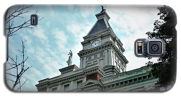 Clarksville Tn Courthouse Galaxy S5 Case