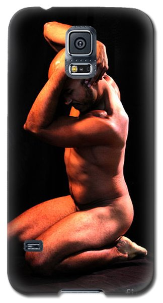 Class Pose Galaxy S5 Case by Robert D McBain