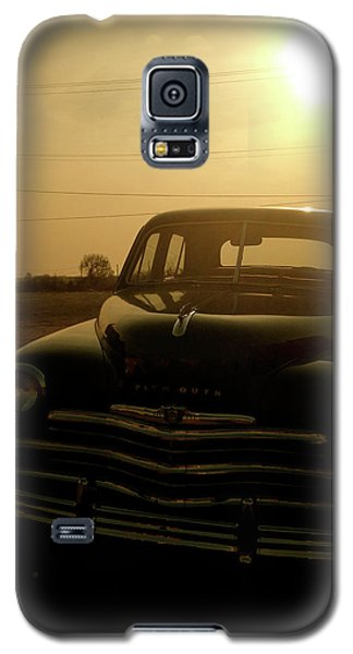 Classic America, Eight Galaxy S5 Case by Iconic Images Art Gallery David Pucciarelli