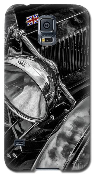 Galaxy S5 Case featuring the photograph Classic Britsh Mg by Adrian Evans