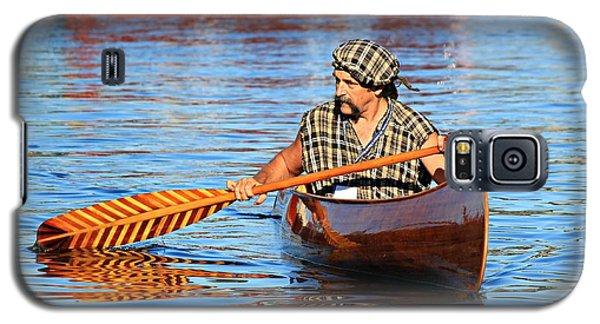 Classic Canoe Galaxy S5 Case