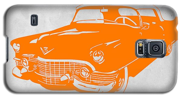 Landmarks Galaxy S5 Cases - Classic Chevy Galaxy S5 Case by Naxart Studio