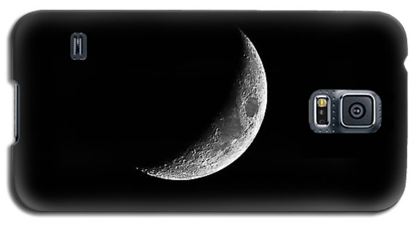 Classic Crescent Cropped Galaxy S5 Case