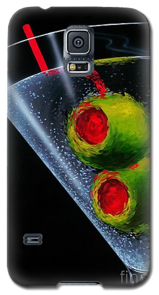 Classic Martini Galaxy S5 Case by Michael Godard