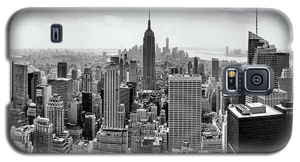 Classic New York  Galaxy S5 Case by Az Jackson