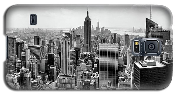 Apple Galaxy S5 Case - Classic New York  by Az Jackson