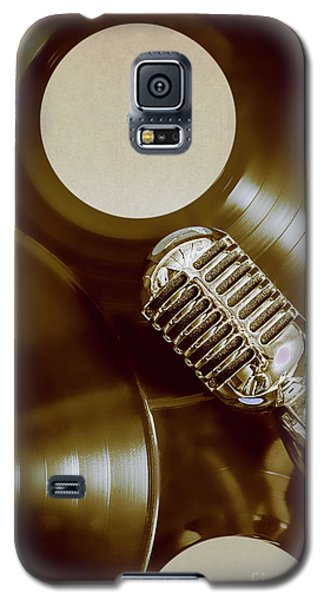 Classic Rock N Roll Galaxy S5 Case