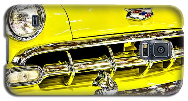 Classic Yellow Chevrolet Galaxy S5 Case