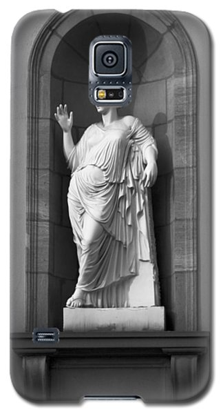 Galaxy S5 Case featuring the photograph Classical With A Twist by Colleen Williams