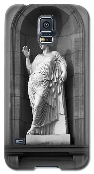 Classical With A Twist Galaxy S5 Case by Colleen Williams