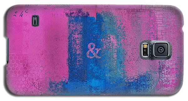 Galaxy S5 Case featuring the digital art Classico - S0307d by Variance Collections