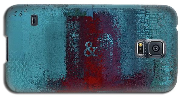 Galaxy S5 Case featuring the digital art Classico - S03b by Variance Collections