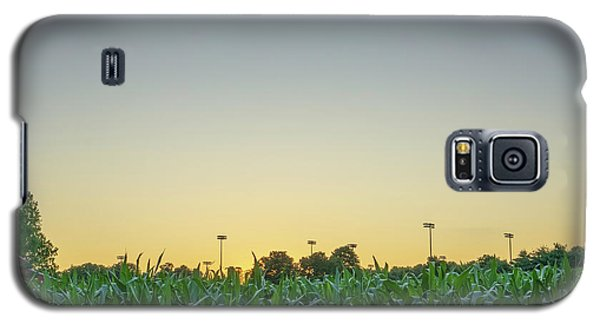 Clear Skies Sunset Galaxy S5 Case