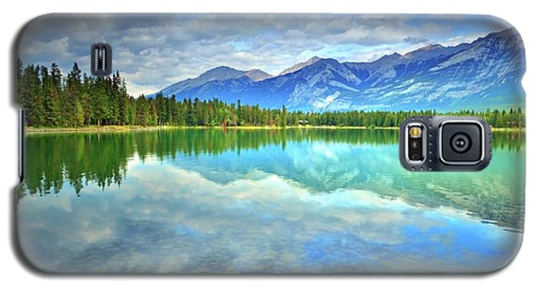 Galaxy S5 Case featuring the photograph Clear Waters At Lake Annette by Tara Turner