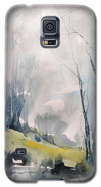 Clearing By The Riverbank Galaxy S5 Case