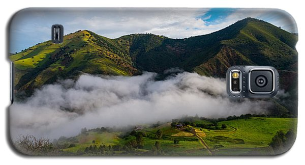 Clearing Storm, Figueroa Mountain Galaxy S5 Case
