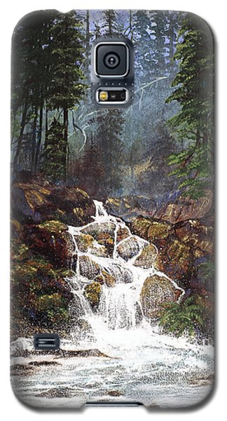 Clearwater Falls Galaxy S5 Case