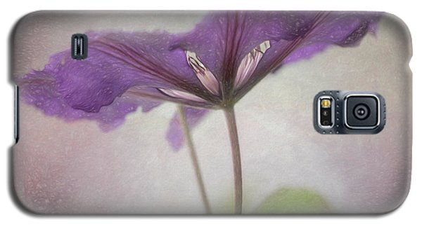 Clematis Eyes Galaxy S5 Case