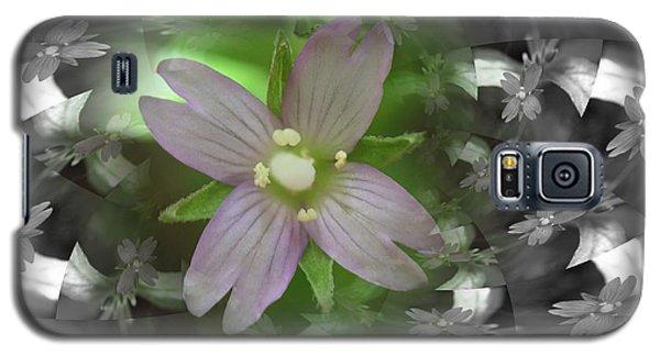 Clematis Galaxy S5 Case
