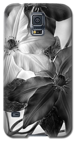 Clematis Overlay Galaxy S5 Case