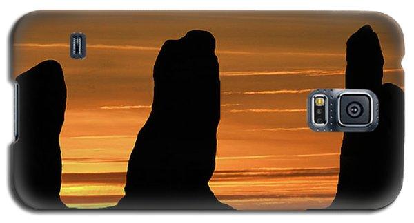 Clent Hills Sunset Galaxy S5 Case