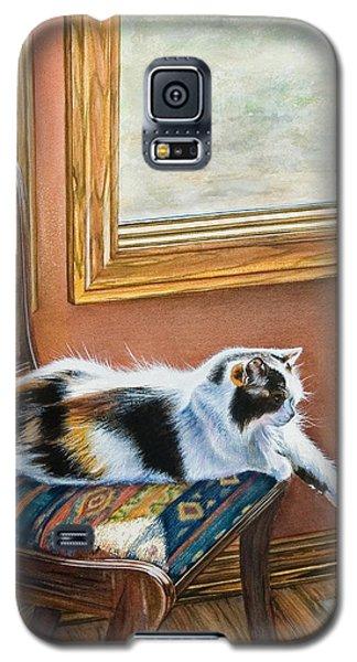 Cleo In The Sun Galaxy S5 Case