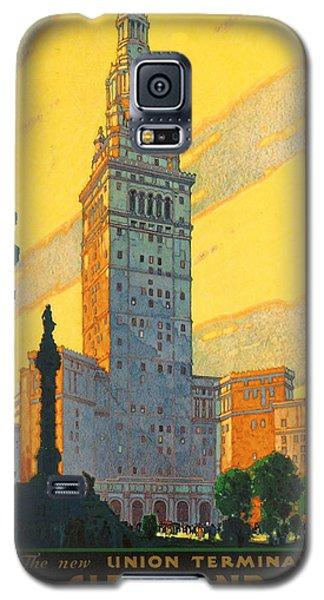 Cleveland - Vintage Travel Galaxy S5 Case